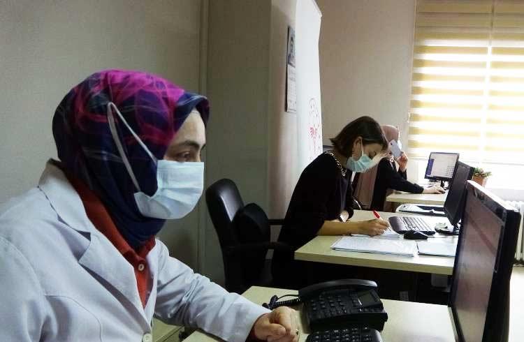 aşı çağrı ekipleri